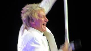 "Rod Stewart, ""Can't Stop Me Now"", Las Vegas, November 8, 2014"