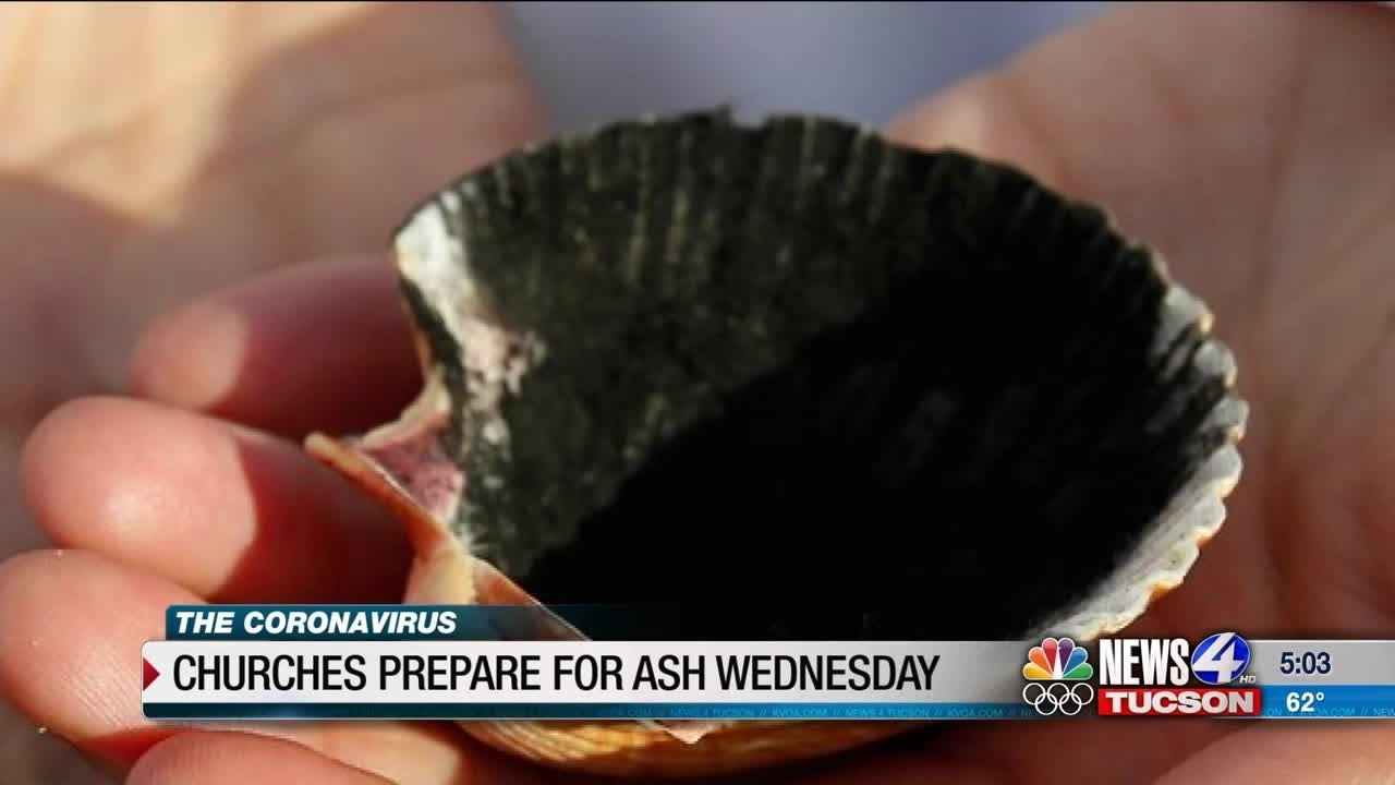 Churches consider options for Ash Wednesday