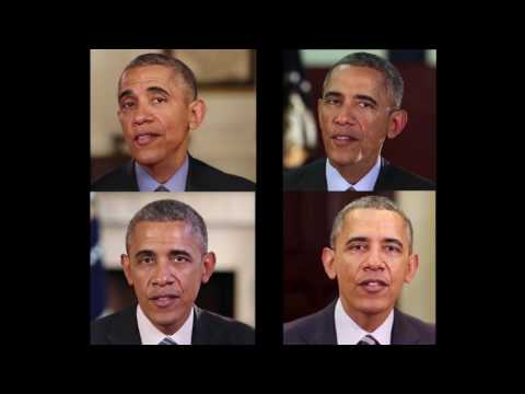 Watch This Video Of Obama–It's The Future Of Fake News