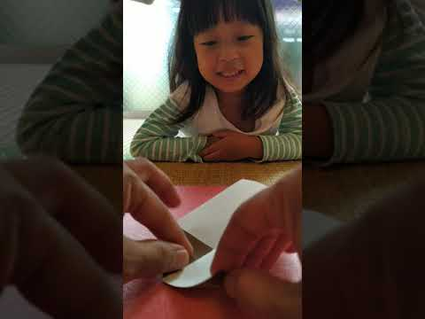 Origami Pesawat Sederhana Lv. 16