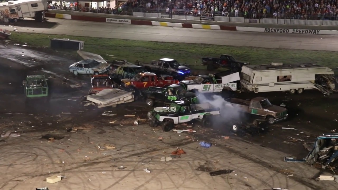 The Cathartic Tradition of Trailer Racing