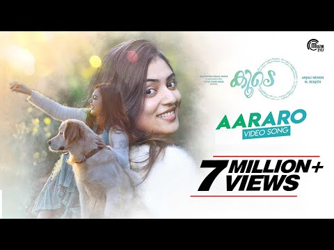 Koode -Aararo Song ft Nazriya...