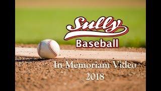 MLB All Star Game In Memoriam 2018 - Sully Baseball
