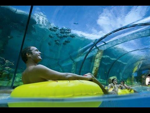 Top 10 grootste zwemparken ter wereld youtube - Salontafel herbergt de wereld ...