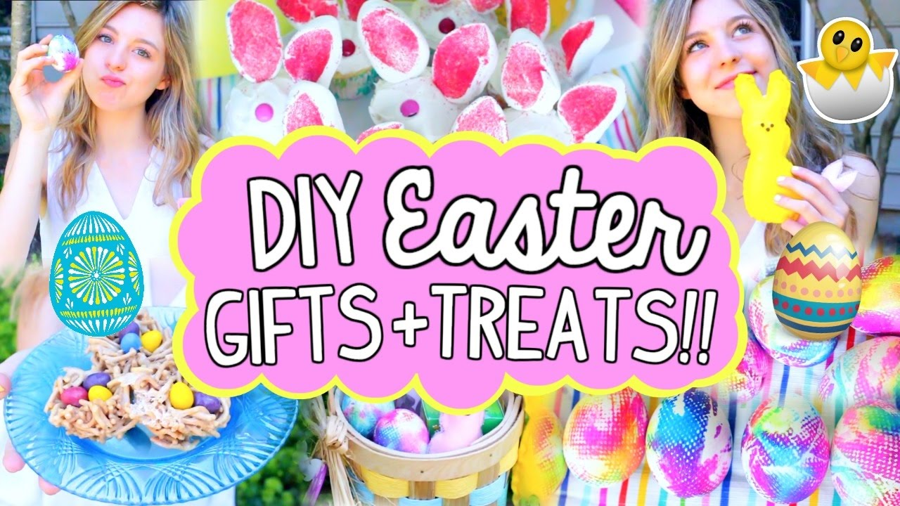 Diy easter treats gifts cute cheap and easy youtube diy easter treats gifts cute cheap and easy negle Images