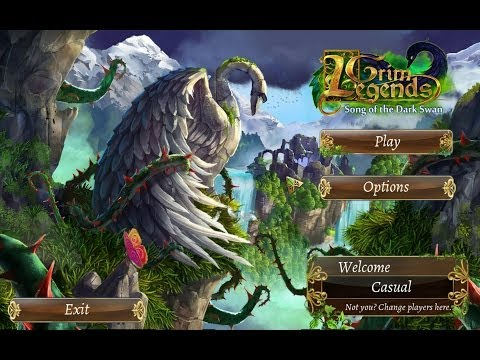 Grim Legends 2: Song of the Dark Swan Collector's Edition Gameplay & Free Download | HD 1080p