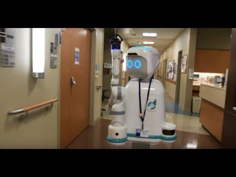 Moxi the Robot -- Texas Health Resources