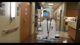 Moxi the Robot -- Texas Health Resources
