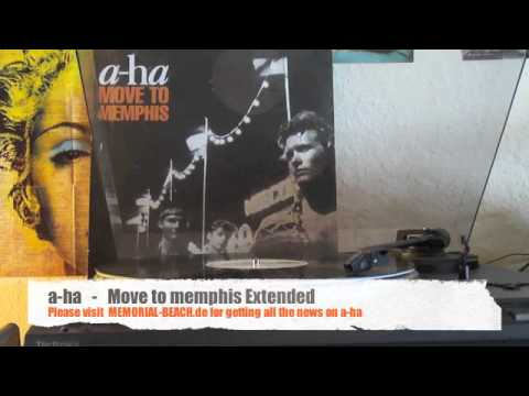 a-ha Move to memphis Extended 12