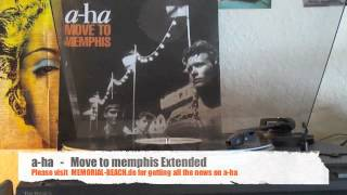 "a-ha Move to memphis Extended 12"" (1991) HQ"