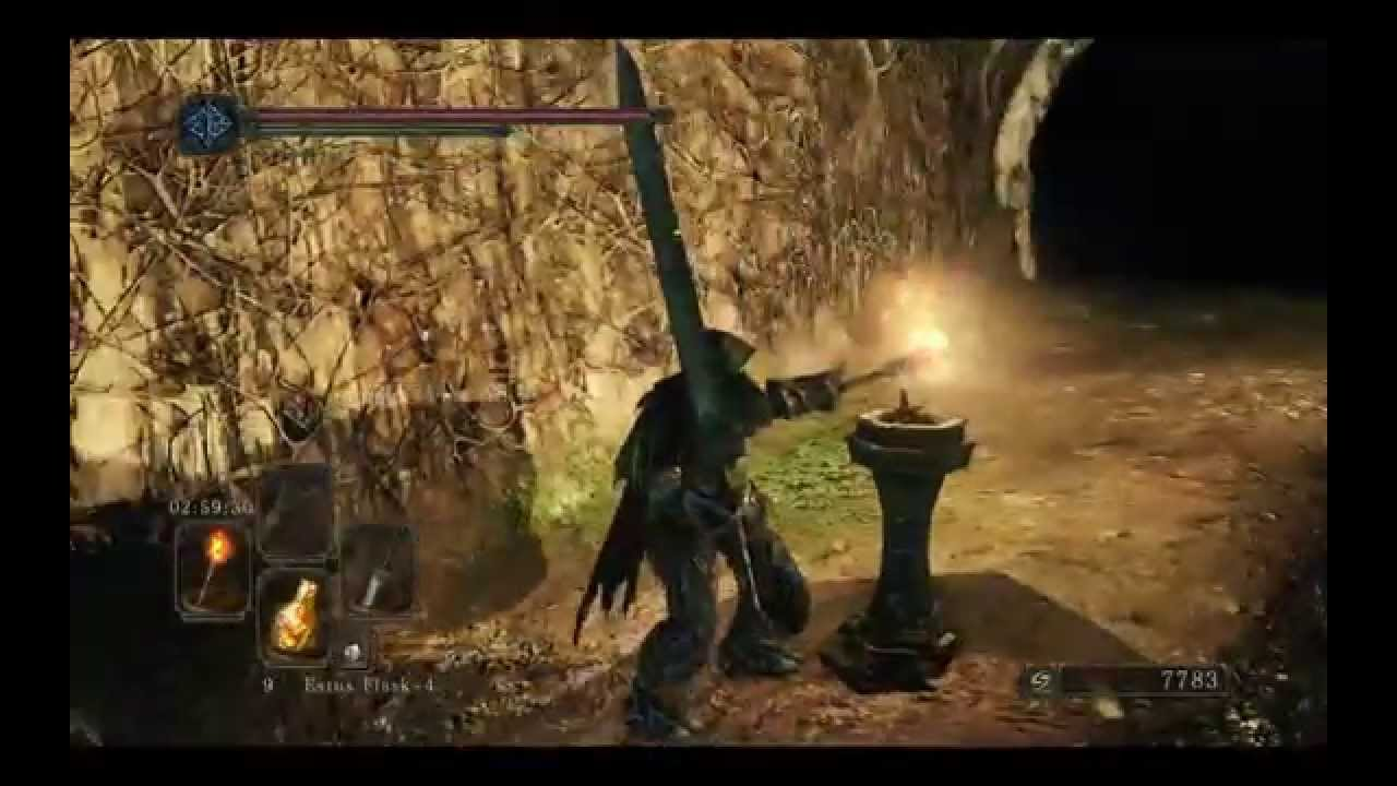 dark souls 2 scholar of the first sin things betwixed torches