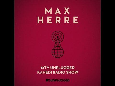 Max Herre - WOLKE 7 feat. Philipp Poisel [MTV Unplugged KAHEDI Radio Show]