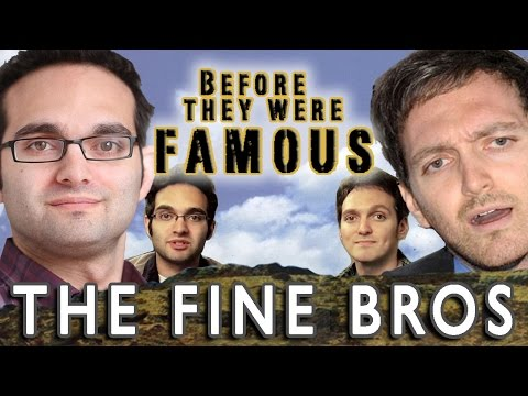 THE FINE BROS - Before They Were Famous