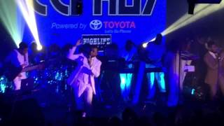Jidenna performs