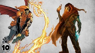 Top 10 Alternate Versions Of Hobgoblin