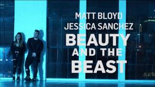 Beauty and the Beast - cover by Matt Bloyd and Jessica Sanchez - MP3 DOWNLOAD