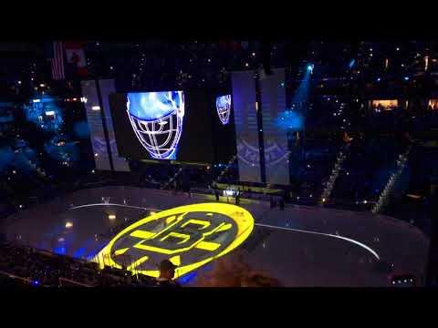 Tampa Bay Lightning Opening Pregame 5/6/18 vs Boston Bruins Round 2 Game 5