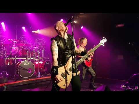 Venom Inc. - Black Metal (The Basement, Canberra ACT Australia, 22 February 2018)