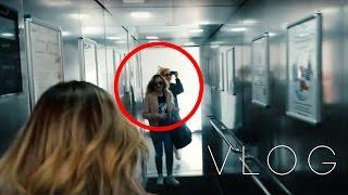 Секретная комната Насти Герц и съемка в сериале - VLOG