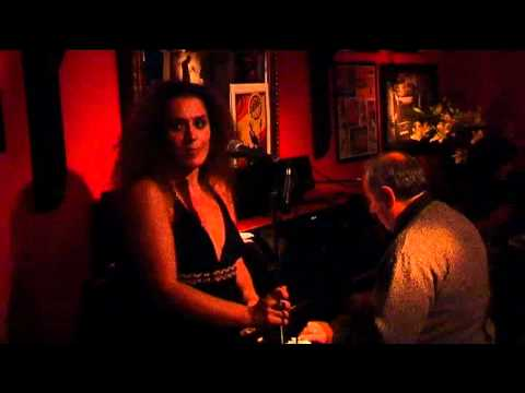 A night at Notos Jazz Bar - Nassia Papayiannaki & George Metaxas