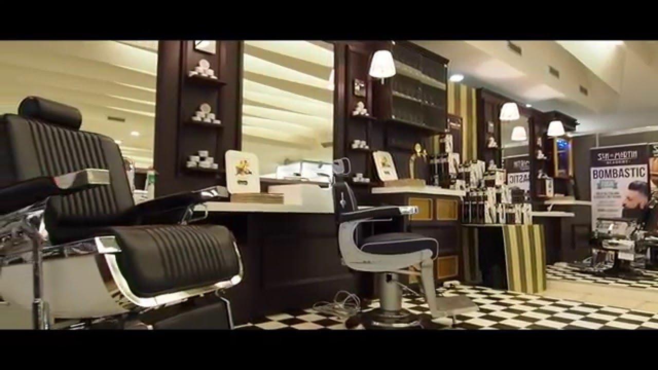 Arredo sen martin youtube for Sen martin arredo per barber shop