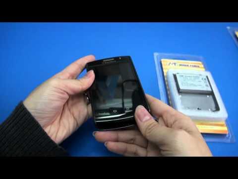 Blackberry Storm 2 9550 / 9520 Mugen Power Extended Battery HLI-9500SL & HLI-9500XL