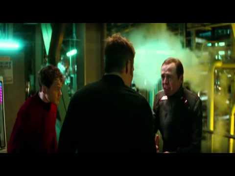 Star Trek Into Darkness || Chekov Scenes
