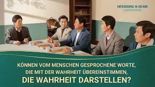 Christliche Filme | Entrückung in Gefahr Clip 7