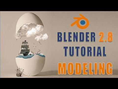 blender-2.8-low-poly-3d-modeling-tutorial-|-blender-2.8-game-engine-tutorial-5