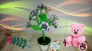 DIY-Mengubah Cup Almunium Foil…