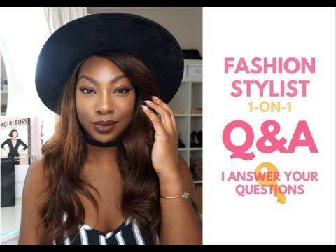 How To Become A Fashion Stylist Q&A | #MajorKey