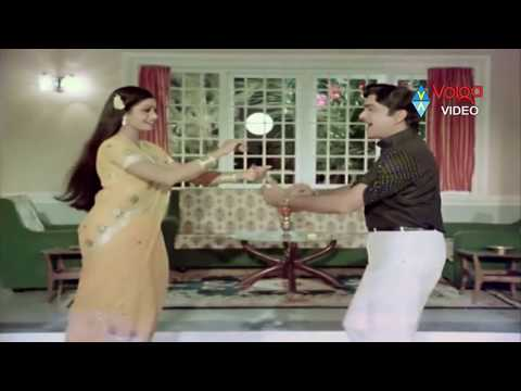 Sree Ranga Neethulu Songs - Thongi Thongi Choodamaaku -  A.N.R, Sridevi, Kaikala Satyanarayana