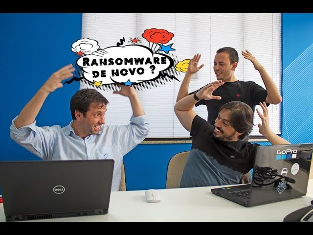 O seu usuário sabe o que é Ransomware?