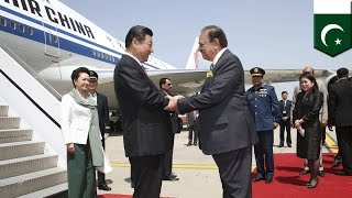 China-Pakistan Corridor: Xi Jinping drops $46 billion of infrastructure aid in Pakistan
