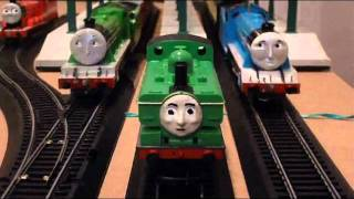 Bachmann Thomas Remakes: Duck Takes Charge