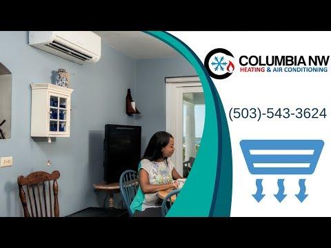 Mitsubishi-AC & Heating Service & Repair-Hillsboro OR