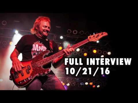 Michael Anthony FULL Interview w/ Eddie Trunk 10/21/2016 - Van Halen