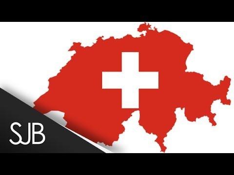 Cantons of Switzerland - Kantone der Schweiz - Cantoni della Svizzera - Cantons de la Suisse
