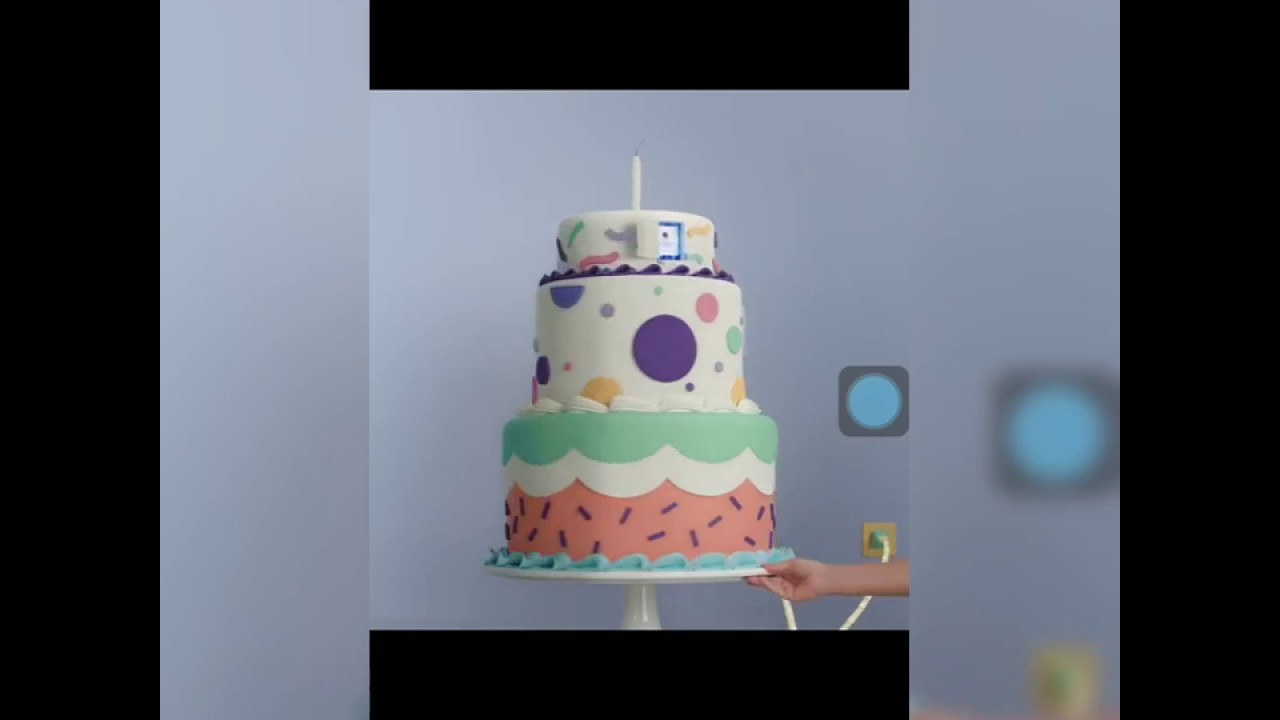 My Birthday Video Create By Facebook Youtube