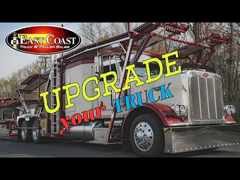 Let Us Upgrade Your Car Hauler And Semi Truck!