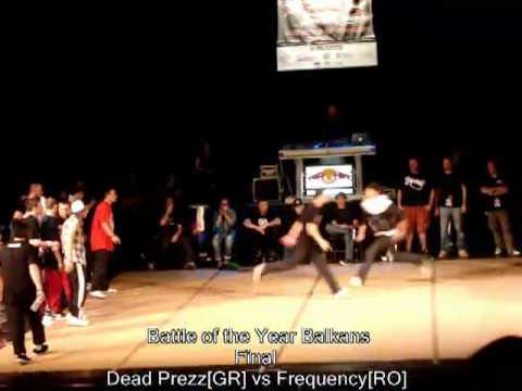 Battle Of The Year Balkans 2010 - Final - Dead Prezz[GR] vs Frequency[RO] - Part1.mp4