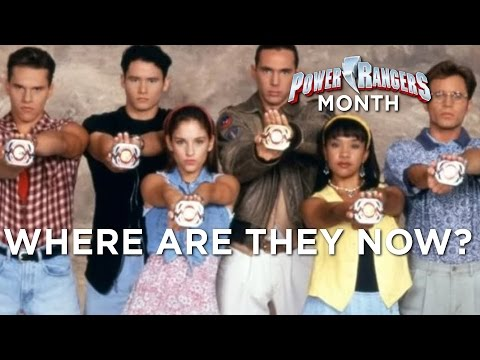 Power Rangers: Where Are They Now? (Feat. Scott Niswander of NerdSync) | READUS 101