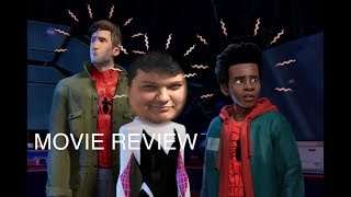 Spider-Man: Into The Spider-Verse- Movie Review
