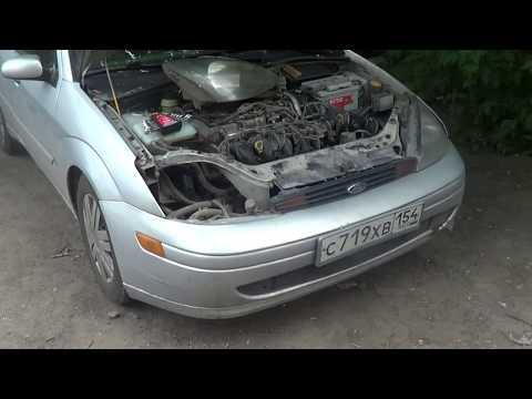 Поиск ЕГР на Ford Focus 1
