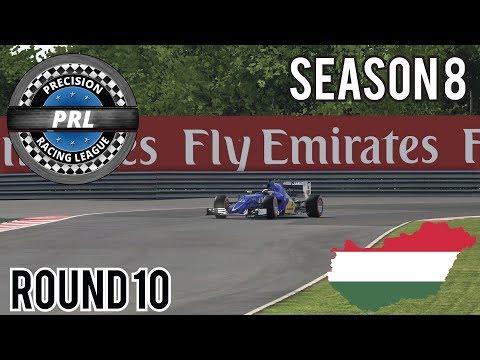 PRL F1 Season 8 Round 10 Hungarian GP