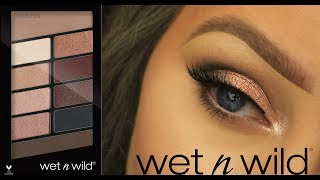 BEGINNERS EYE MAKEUP USING WET N WILD | EIMEAR MCELHERON