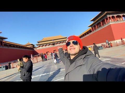 92 ore in Cina, viaggio INCREDIBILE.