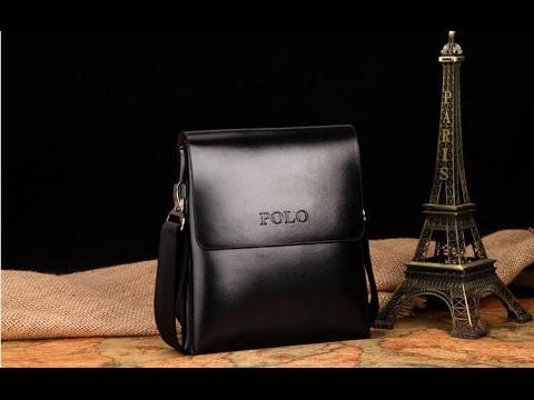 Стильная Мужская Сумка POLO! Купить мужскую сумку Polo - YouTube 36488d5b4e837