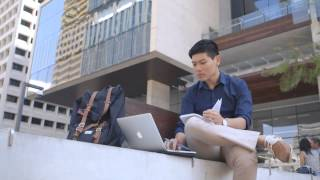 International Students in Brisbane: Fong from Cambodia (Cambodian)
