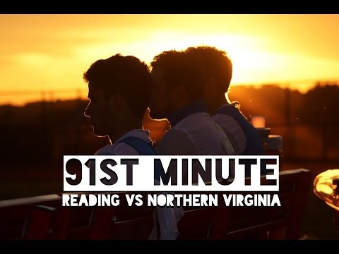 91st Minute || Reading United vs Northern Virginia Rangers || Interviews